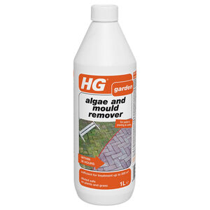 HG Algae and Mould Remover 1 Litre
