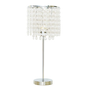 Glass Droplet Table Lamp
