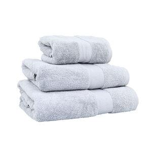 700GSM LISBON DOVE GREY 50x90 Hand Towel