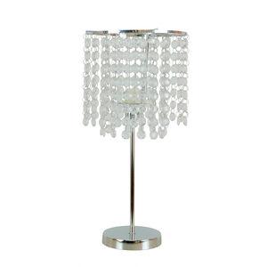 Crystal Drops Table Lamp