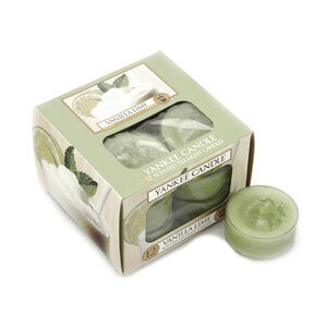 Yankee Candle Vanilla Lime Tea Lights