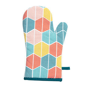 Griffen Single Oven Glove - Teal