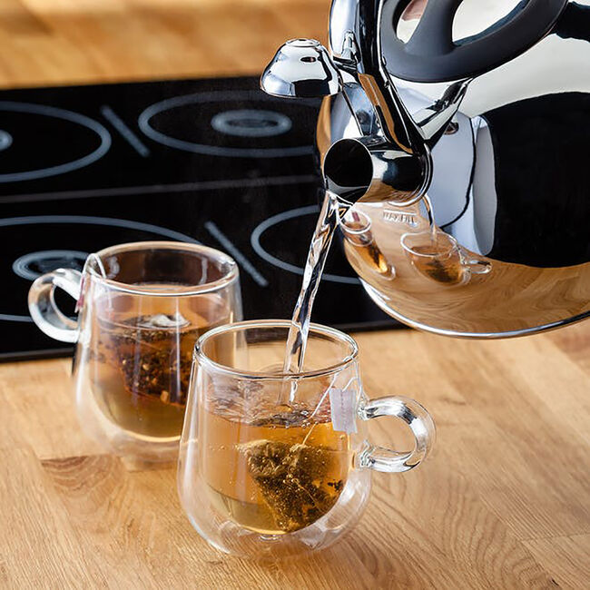 Judge Stove Top Whistling Kettle 3L