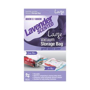 Lavender Scented Vacuum Bag 80x100cm