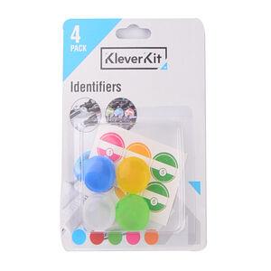 Kleverkit Identifiers 4 Pack
