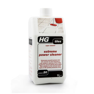 HG Extreme Power Cleaner 1 Litre