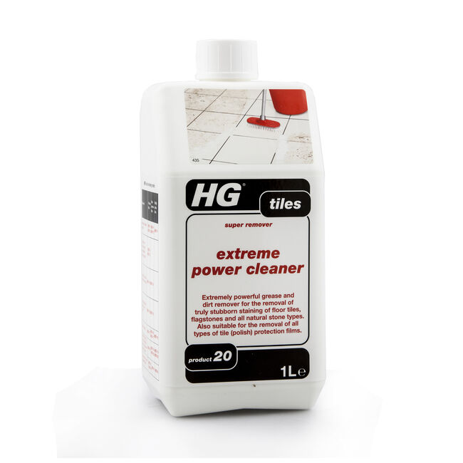 HG Extreme Power Cleaner 1 Litre