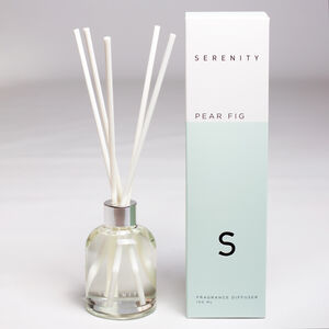 Serenity Pear Fig Reed Diffuser