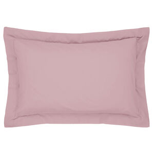 Luxury Percale Oxford Pillowcase Pair -  Lilac