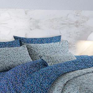 Sprinkles Teal Cushion 30cm x 50cm