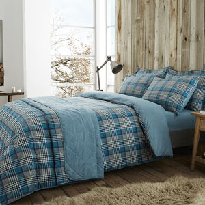 Brushed Cotton Rathruane Duvet Cover