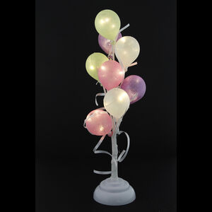 Glitter Balloon Decorative Tree 40cm