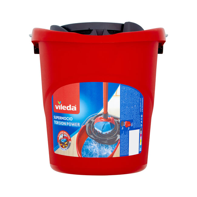 Vileda SuperMocio Bucket and Wringer