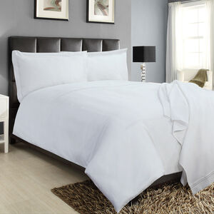 Double Stitch 500 Threadcount Duvet Set
