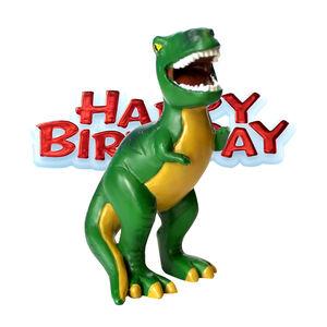 Dinosaur Resin Cake Topper