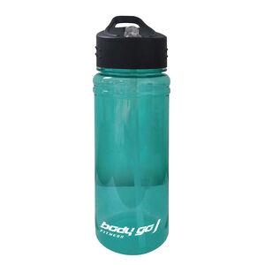 BodyGo Fitness Turquoise Straw Top Bottle 750ml
