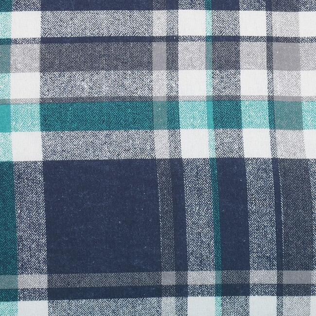 Brushed Cotton Thornton Oxford Pillowcase Pair