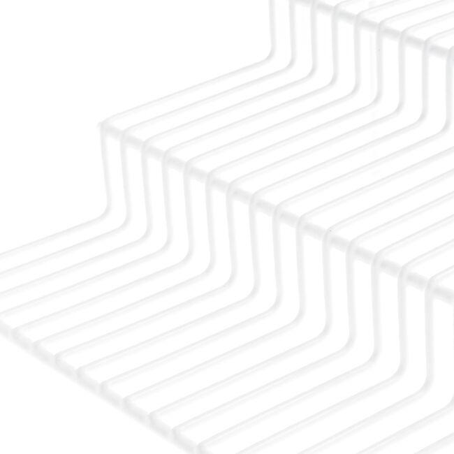 3 Steps Seasoning Rack - White