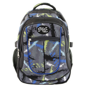 StreetSac Grunge Multi Schoolbag