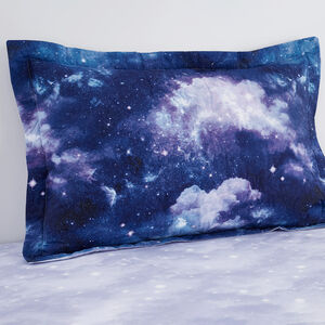 Benji Oxford Pillowcase Pair - Blue