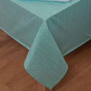 Patchwork Geo Table Cloth