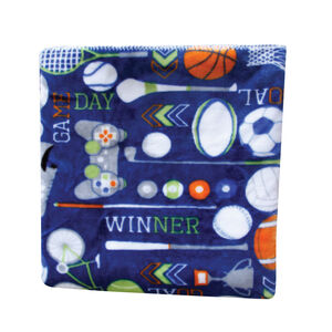Nicole Day Game Day Throw 120cm x 150cm