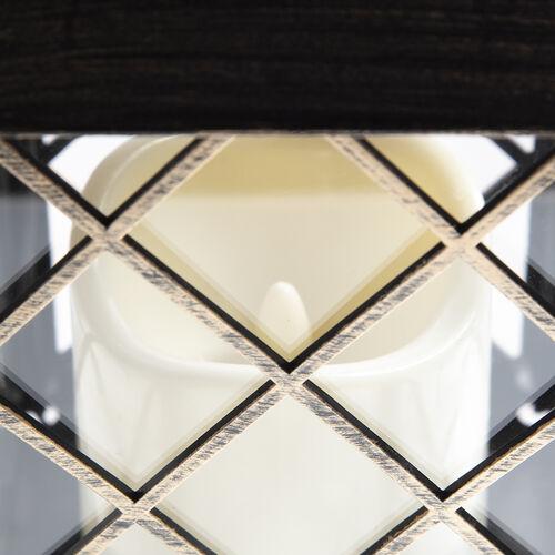Flickering Warm White LED Candle
