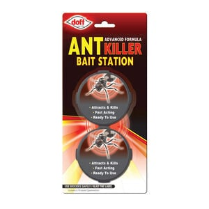 Doff Ant Killer Bait Station 2 Pack