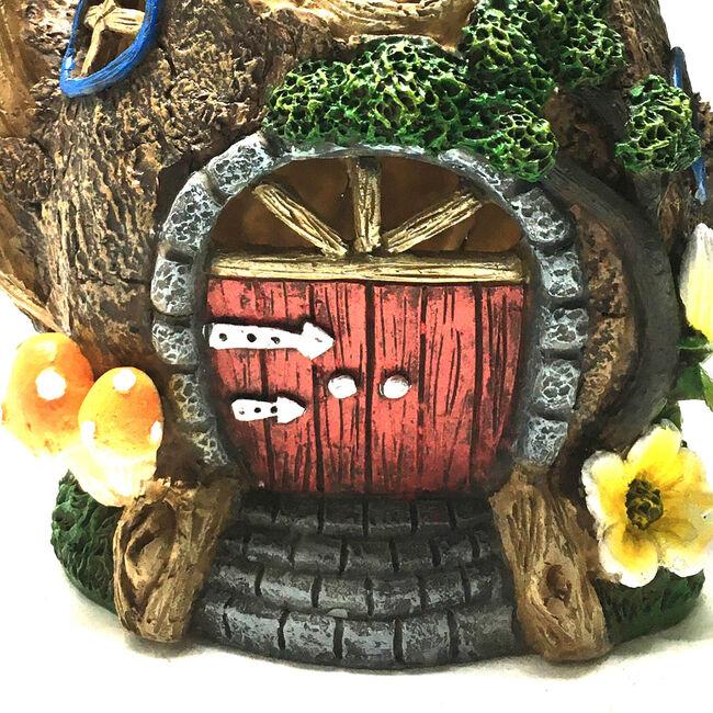 Solar Garden Fairy Teapot House