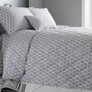 Maria Grey Bedspread 200x220cm