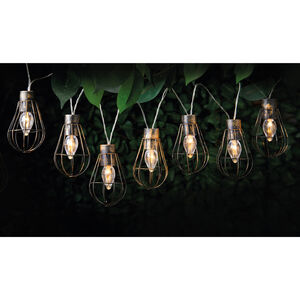 10 LED Decorative Garden Lights