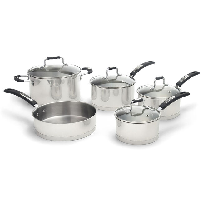 Tuffsteel Omega 5 Piece Cookware Set