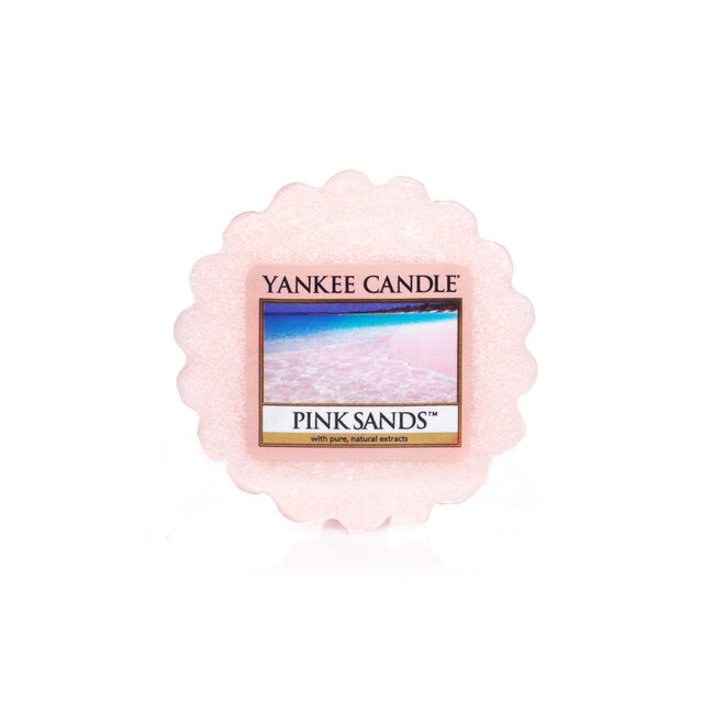 Yankee Candle Pink Sands Tart