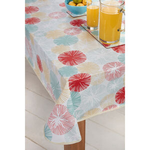 Sphere Sunshine Table Cloth