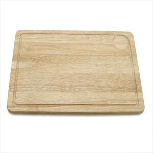 Rubberwood Meat Board 40x30cm