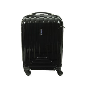 Medium Black Hardshell Suitcase