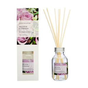 Wild Rose and Gardenia 100ml Reed Diffuser