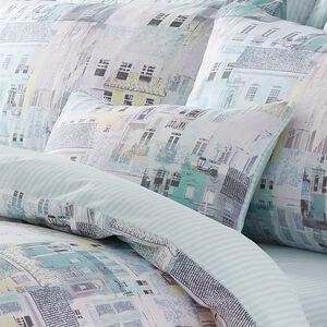 Houses Cushion 30x50cm