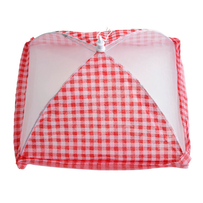 Tala Gingham Food Cover 30.5cm