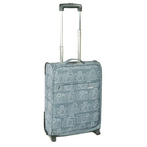 Cabin Size Memories Lightweight Suitcase