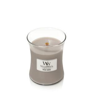 Woodwick Wood Smoke Medium Jar