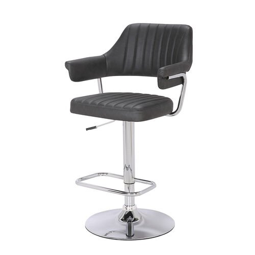 Belmont Bar Stool Grey