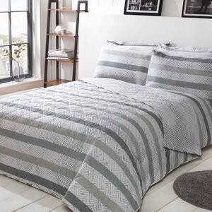 Ray 300 Threadcount Bedspread 200x220cm