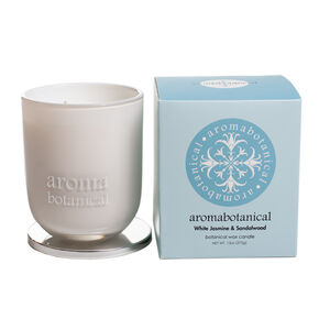 White Jasmine & Sandalwood Candle Large Jar