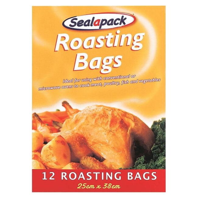 Sealapack Roasting Bags 12Pk