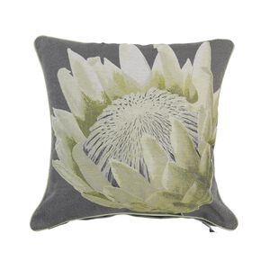 Alexa Flower Green 45x45 Cushion