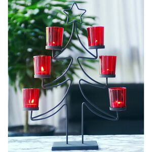 Christmas Tree Candleholder
