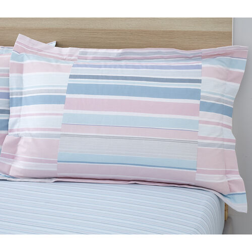 Aoibhinn Oxford Pillowcase Pair - Multi