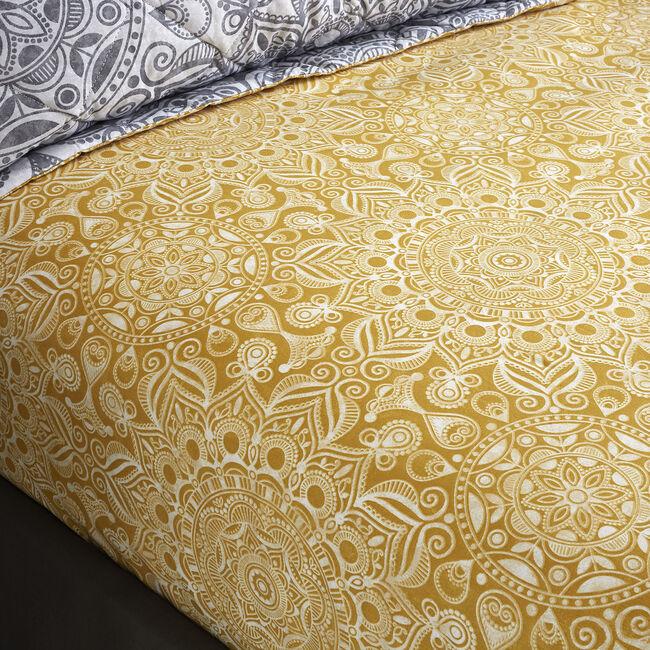 Sundrive Oxford PIllowcase Pair - Grey