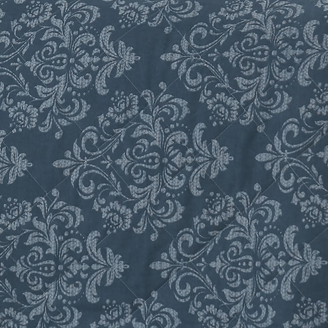 Sylvia Bedspread 200x220cm - Teal